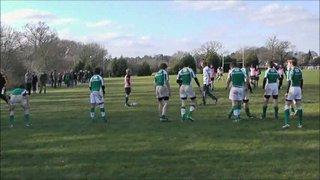 15-01-12 Horsham U14's vs. Heathfield [Try 1]