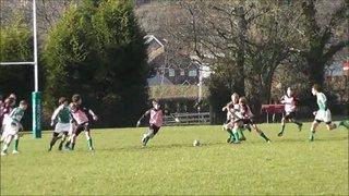 15-01-12 Horsham U14's vs. Heathfield [Try 2]