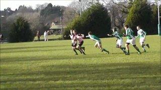 15-01-12 Horsham U14's vs. Heathfield [Try 3]