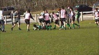 15-01-12 Horsham U14's vs. Heathfield [Try 4]