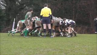 04-03-12 Horsham U14's vs. East Grinstead [Shorts Tackle]