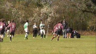 01-04-12 Horsham U14's vs. Crawley [Try of the Season]