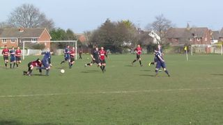 Ressies vs Cookham Dean Res 08/03/14