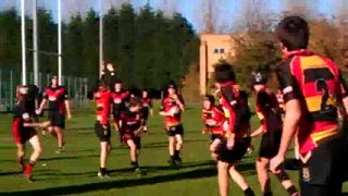 Andy Robinson try