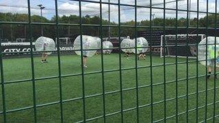 Scole United U15s - Zorb Football