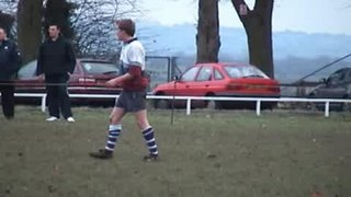 Silhillians RUFC - Chris Woodhams Try