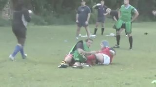 How To Do A Rugby Tackle