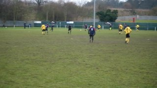 United break on the counter v Radcliffe
