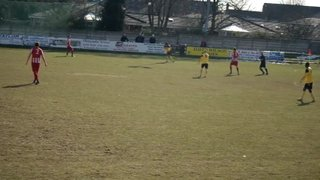 Curtis Makes a fine stop v Ibstock in 2-1 win
