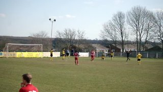 Let 1st half drama as United concede a penalty v Ibstock