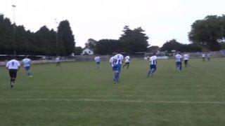 Tom Windsor goal vs Chertsey - 05-08-14
