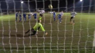 Staforde Palmer Goal Vs. Cove. - Video By Chris Briscoe