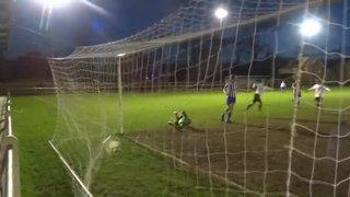 Ollie Robinson goal vs. Chertsey Town - Video by Chris Briscoe