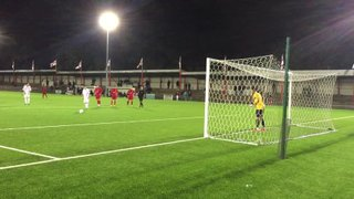 James McShane 100th Goal for Molesey FC