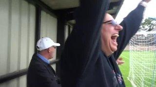 Stafforde Palmer goal vs. Walton & Hersham (Video By Chris Briscoe)