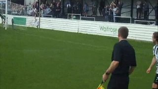 Mark Smith's County Cup Final Video