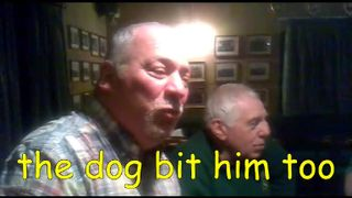 Il Dumbo sing Liam's song ( or The Old Gits Ode to Alan O'Keeffe)