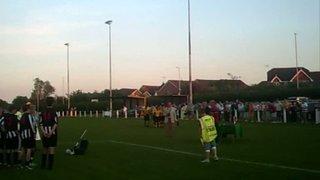 HR U14's County Cup Celebrations 2011-12