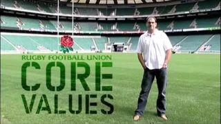 Core Values of Rugby Union