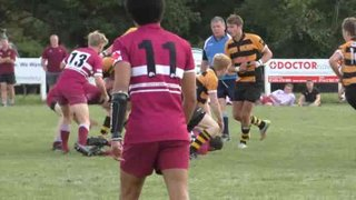 Amersham Chiltern vs Tring Academy