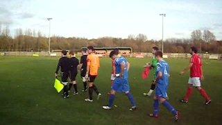 1.Uxbridge FC v Histon FC FAT-3Q 26th Nov 2011 Result 2-1