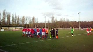 2.Uxbridge FC v Histon FC FAT-3Q 26th Nov 2011 Result 2-1