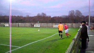 4.Uxbridge FC v Histon FC FAT-3Q 26th Nov 2011 Result 2-1