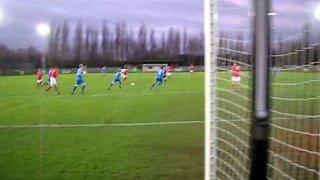 6.Uxbridge FC V Histon FC FAT-3Q 26th Nov 2011 Result 2-1