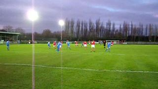 7.Uxbridge FC v Histon FC FAT-3Q 26th Nov 2011 Result 2-1