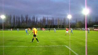 9.Uxbridge FC v Histon FC FAT-3Q 26th Nov 2011 Result 2-1