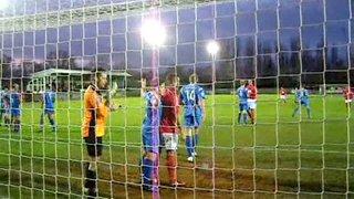 11.Uxbridge FC v Histon FC FAT-3Q 26th Nov 2011 Result 2-1