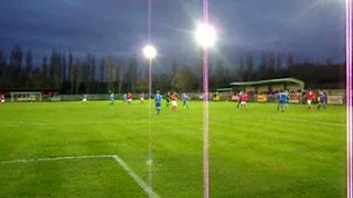 12.Uxbridge FC v Histon FC FAT-3Q 26th Nov 2011 Result 2-1