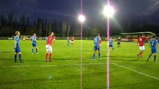 15.Uxbridge FC v Histon FC FAT-3Q 26th Nov 2011 Result 2-1