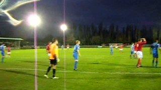 17.Uxbridge FC v Histon FC FAT-3Q 26th Nov 2011 Result 2-1