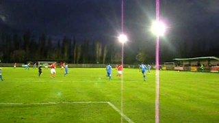 18.Uxbridge FC v Histon FC FAT-3Q 26th Nov 2011 Result 2-1