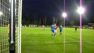 20.Uxbridge FC v Histon FC FAT-3Q 26th Nov 2011 Result 2-1