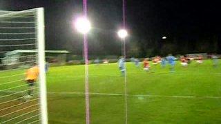 24.Uxbridge FC v Histon FC FAT-3Q 26th Nov 2011 Result 2-1