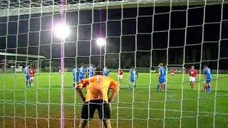 25.Uxbridge FC v Histon FC FAT-3Q 26th Nov 2011 Result 2-1