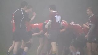 Mistley U16 v Clacton U16 6th January 2013 Part 4