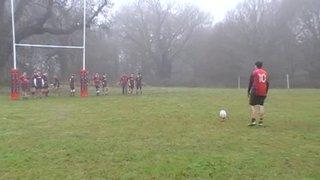 Mistley U16 v Clacton U16 6th January 2013 Part 10