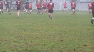 Mistley U16 v Clacton U16 6th January 2013 Part 11