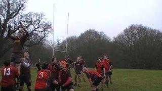 Mistley U16 v Clacton U16 6th January 2013 Part 13