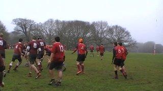 Mistley U16 v Clacton U16 6th January 2013 Part 15