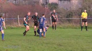 Barrow Island v Shevington Sharks