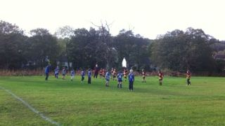 Bee's Under 9's Vs North Ribblesdale