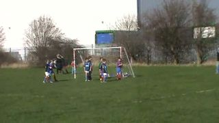Ollie Kendall - Clee Town BJB U8's v Discoveries Colts