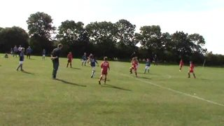 Ollie Kendall 1st of 3 16.09.12 vs Discoveries Tone n Tan