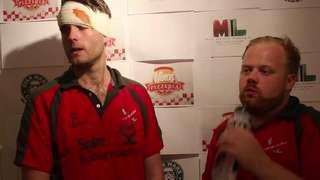 Post Match Video - Kowalski & Rawlinson