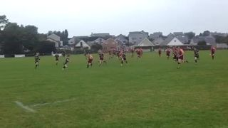 Ellis scoring for Caernarfon Youth v Nant Conwy