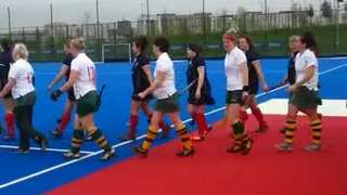 Ladies Vets Walkout at Lee Valley